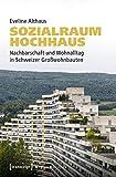 Sozialraum Hochhaus: Nachbarschaft und Wohnalltag in Schweizer Großwohnbauten (Urban Studies)