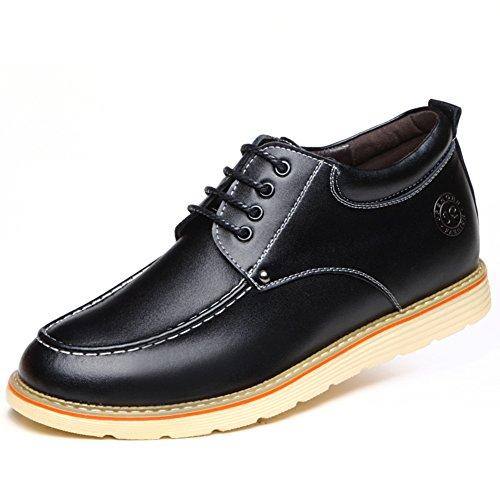 Estate business casual scarpe/ Scarpe uomo all'interno della più alta/Con traspirante scarpe-A Lunghezza piede=24.8CM(9.8Inch)