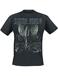 Dimmu Borgir Forces of the northern night T-shirt noir XXL