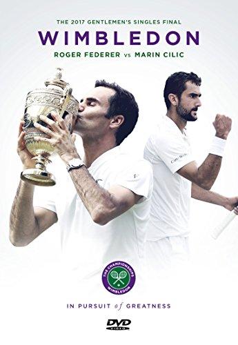 Wimbledon: 2017 Men's Singles Final Roger Federer vs Marin Cilic...