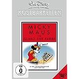 Walt Disney Kostbarkeiten: Micky Maus im Glanz der Farbe 1935 - 1938