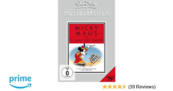 Walt Disney Kostbarkeiten: Micky Maus im Glanz der Farbe 1935 - 1938 ...
