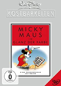 walt disney kostbarkeiten micky maus im glanz der farbe 1935 1938 2 dvds dvd. Black Bedroom Furniture Sets. Home Design Ideas