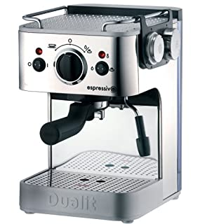 Dualit 84200 Espressivo Coffee Maker, Chrome (B001CWIJNA) | Amazon price tracker / tracking, Amazon price history charts, Amazon price watches, Amazon price drop alerts