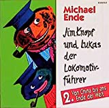 Jim Knopf und Lukas der Lokomotivführer - CDs: Jim Knopf und Lukas der Lokomotivführer, Hörspiel, Audio-CDs, Tl.2, Von China bis ans Ende der Welt, 1 CD-Audio