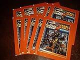 Topps to00605-Star Wars Rebels à Collectionner, 50Booster avec écran 5Cartes au