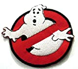Ghostbuster Patch Applique Ghostbuster Aufnäher Bügelbilder kinder Aufbügler Flicken Embroidered