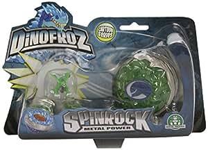 Giochi Preziosi - CCP07941 - Dinofroz - Spinrock - Starter Pack 1 Pz