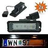 DoLED WPX LED Kennzeichenbeleuchtung mit E-Prüfzeichen