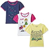 #8: Cherokee Girls' T-Shirt (Pack of 3)