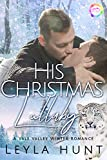 His Christmas Lullaby: A Winter Romance (Vale Valley Book 6) (English Edition)