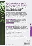 Image de Les remèdes d'Hildegarde de Bigen: Les recettes de la première véritable phytothérapeute moderne