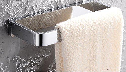 Mangeoo High end Square alle Kupfer praktischen Handtuch Ring - Waschtisch-handtuch-ring
