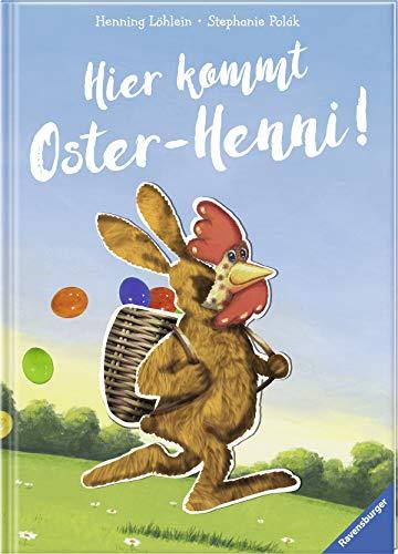 Hier kommt Oster-Henni!