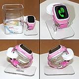Swiss-Pro ZUG - Reloj inteligente infantil (pantalla IPS, Bluetooth 3.0, micro SIM, GPS) color rosa