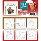 Stitch & Do Cards Only Set 34