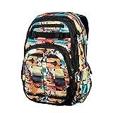 Nitro Chase Pack | großer trendiger Rucksack Tasche Backpack | Fassungsvermögen 35 L | Farbe: California | mit gepolstertem Laptopfach und weiteren tollen Features