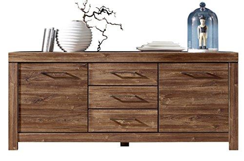 Peter GTCC901020 Sideboard, Holz, braun, 45 x 200 x 85 cm