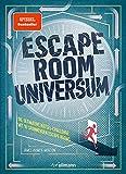 Escape Room-Universum: Rätsel-Universum (Escape Book / Universum) - James Hamer-Morton