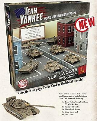 TSUAB3 Team Yankee - Yuris Wolves
