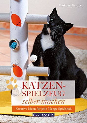 Relativ Katzenspielzeug selber machen: Kreative Ideen für jede Menge KV02