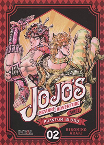 Descargar JOJO S BIZARRE ADVENTURE PARTE 1: PHANTOM BLOOD 02