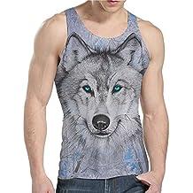 NEWISTAR Camiseta de Tirantes - Para Hombre