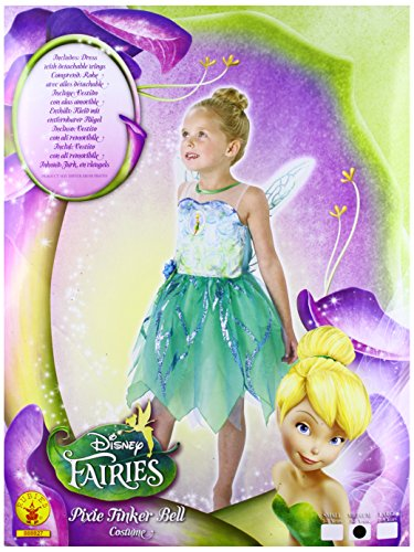 Tinker Belle Pixie Fairy - Disney - Kinder-Kostüm