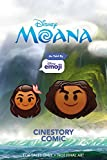 Disney Moana As Told by Emoji