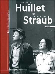 Danièle Huillet et Jean-Marie Straub [Édition Collector] [Édition Collector]