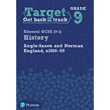 Target Grade 9 (Edexcel GCSE (9-1) History Anglo-Saxon and Norman England, c.1060-1088 Intervention Workbook (History Intervention)