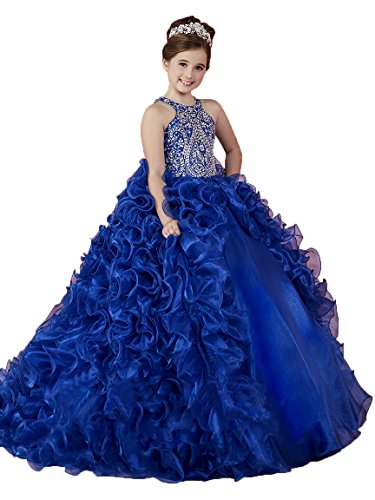 wealth-girls-rhinestones-kids-party-ball-gowns-full-length-pageant-dress-12-us-blue