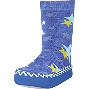 Playshoes Zapatillas Con Suela Antideslizante Estrellas Pantuflas Unisex Niños 6
