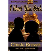 I Want You Back: Book Five in the Stafford Brothers series (English Edition)
