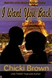 I Want You Back: Book Five in the Stafford Brothers series