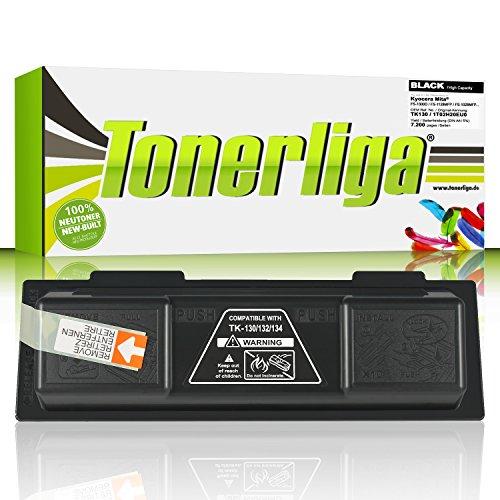 Preisvergleich Produktbild Neu Toner ersetzt Kyocera TK 130 / TK130 für FS 1300D / FS 1128MFP / FS 1028MFP / FS 1350DN, schwarz, 100% Neuware