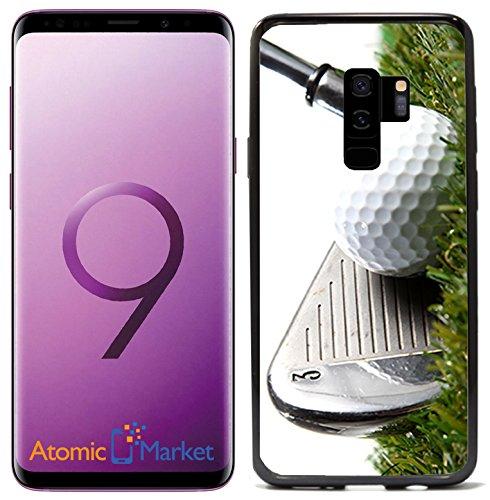 3Eisen Golf Club Geschlagener Golfball für Samsung Galaxy S92018Schutzhülle von Atomic Markt