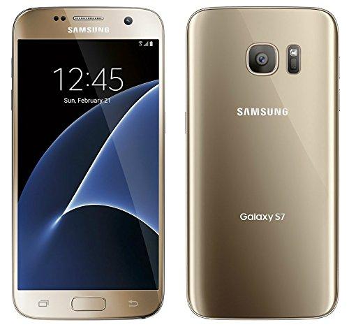 Samsung G930 Galaxy S7 Smartphone da 32GB, Oro [Italia] Tim