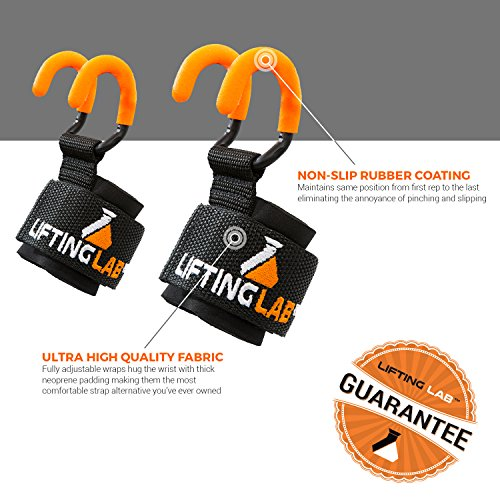 Lifting Lab s Back – Straps
