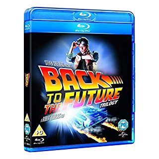 Back to the Future Trilogy [Blu-ray] [Region Free] (B003AQCV08) | Amazon price tracker / tracking, Amazon price history charts, Amazon price watches, Amazon price drop alerts
