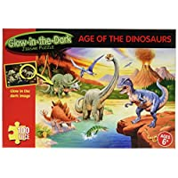 Paul Lamond Games Tha Age Of Dinosaurs 100 piece puzzle