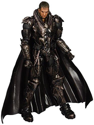 teel General Zod Action Figur ()