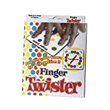 VZOM Funny Finger Twister Game Party Games Board Game Novelty Toy Gift for Picnic Outdoor Office Home and Travel