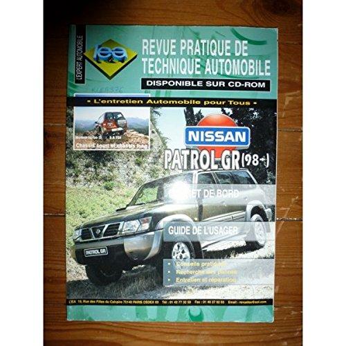 Revue pratique de technique automobile : Expert Automobile - Nissan Patrol Gr (98)