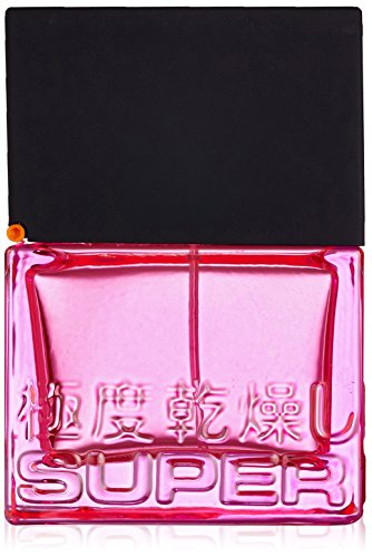 Superdry Neon Pink Eau de Cologne 40ml, 1er Pack (1 x 40 ml)