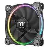 Thermaltake Riing 12 RGB mit Software 3er Set LED Gehäuselüfter