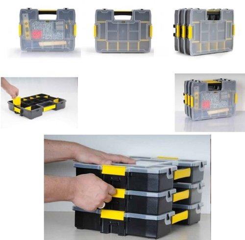 Kassette und Schrauben Werkzeugkoffer Stanley 97–48337,5x 29,2x 6,7