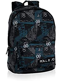 Joumma 4132351 Roll Road Mochila escolar, 42 cm, Multicolor