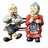 Als Geschenkidee zu Weihnachten bestellen Für Oma und Opa - OMA UND OPA AUF BANK FÜR DEN GARTEN XXXL