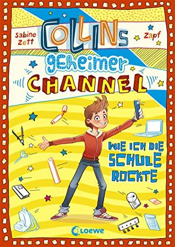 Collins geheimer Channel 2 - Wie ich die Schule rockte: Comic-Roman - Ein Youtube-wie Man Ein
